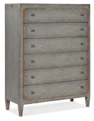 Hooker Furniture CiaoBella 58059001095 Chest of Drawer, Silo Image