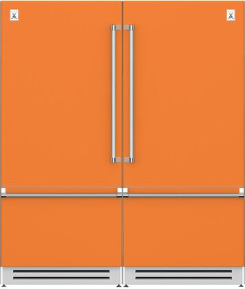 Hestan  916479 Refrigerator Pairs Orange, 1