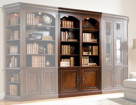 Hooker Furniture European Renaissance II 37410448 Bookcase Brown, Main Image