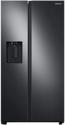 Samsung  RS27T5200SG Side-By-Side Refrigerator Black Stainless Steel, RS27T5200SG Side by Side Refrigerator