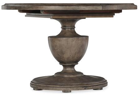 Hooker Furniture Woodlands 58207520384 Dining Room Table, Silo Image