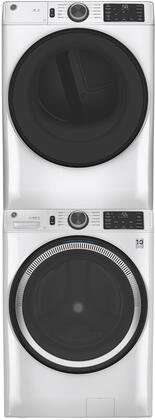 GE  1315086 Washer & Dryer Set White, Main image