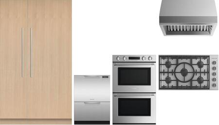 Fisher Paykel  969710 Kitchen Appliance Package , Main Image