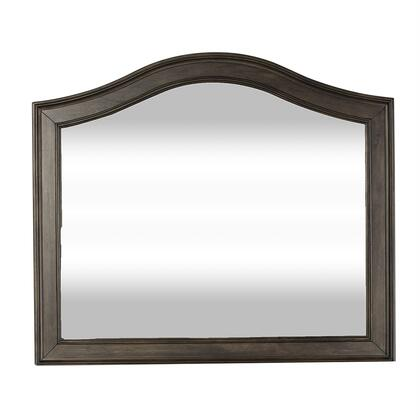 Liberty Furniture Catawba Hills 816BR51 Mirror Brown, 816 br51