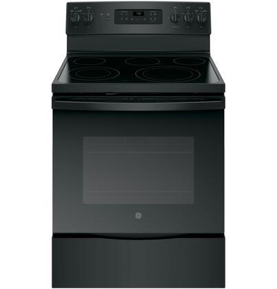 GE  JB700DJBB Freestanding Electric Range Black, Main Image