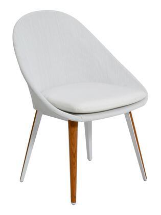 Florida Seating Monaco MONACOPSTEXI Patio Chair Brown, monaco s texi white 2