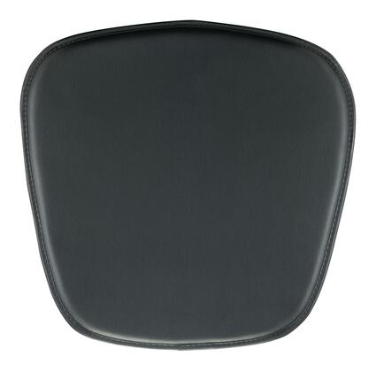 Zuo 188004 Chair Accessory Black, 188004 1