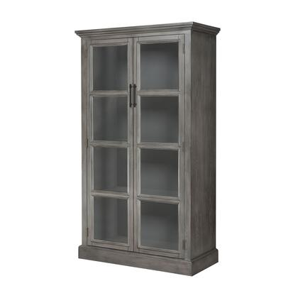 17247 Keystone Cabinet  in Grey