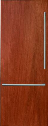 Blomberg  BRFB1920FBIL Bottom Freezer Refrigerator Panel Ready, Custom Panel and Handles Not Included