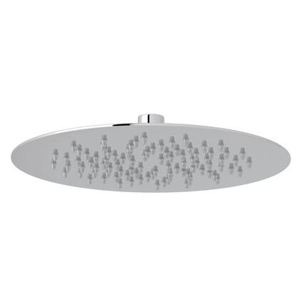 SLM02MB Ultra Thin Rain Showerhead  in Matte