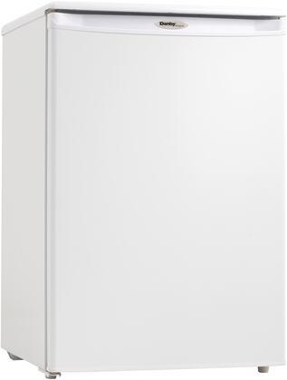 Danby Designer DUFM043A2WDD Upright Freezer White, Main Image