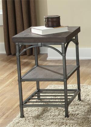 Liberty Furniture Franklin 202OT1021 End Table Multicolor, Main Image