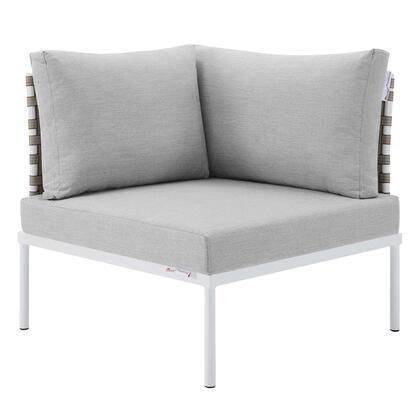Modway Harmony EEI4538TANGRY Patio Chair Gray, Main Image