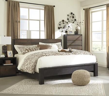 Signature Design By Ashley Windlore King Bedroom Set With