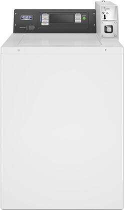 Maytag Commercial  MAT20PDAWW Commercial Washer White, Main Image