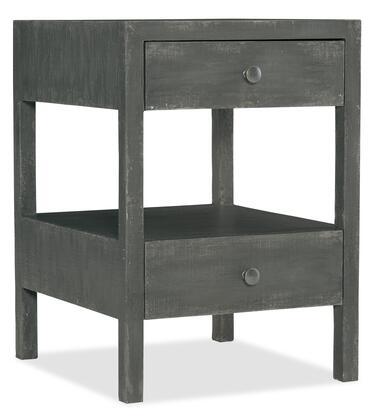 Hooker Furniture Boheme 575090115BLU Nightstand, Silo Image