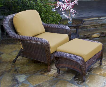Tortuga Sea Pines LEXSTCO1JRAVEL Outdoor Patio Set Brown, LEXSTCO1JRAVEL Main Image