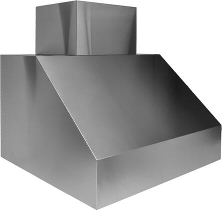 Trade-Wind  S724812CD Wall Mount Range Hood Stainless Steel, Main Image