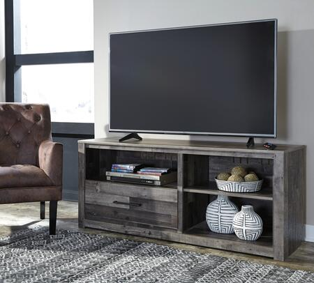 Signature Design by Ashley Derekson W20068 52 in. and Up TV Stand Grey, Main Image