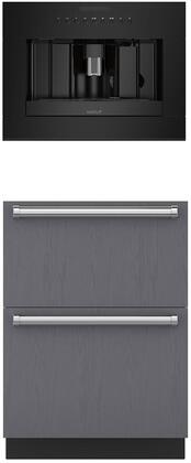 Wolf  1140208 Kitchen Appliance Package Panel Ready, main image