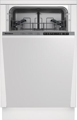 DWS51502FBI 18″ ADA Compliant Built-In Dishwasher with Slim Tub  5 Programs  4 Functions  48 dBA Noise Level  and Energy Star Qualified  in Panel