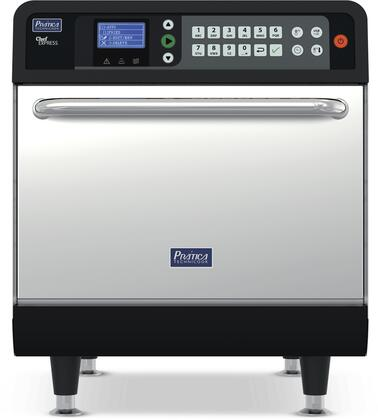 CHEFEXPRESS 21″ Chef Express Speed Oven with 0.74 cu. ft. Capacity  Rapid Cook Technology and Ventless Operation in Stainless