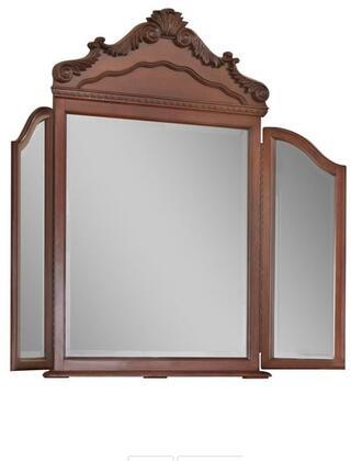 Myco Furniture Sierra 7026M Mirror Brown, 1