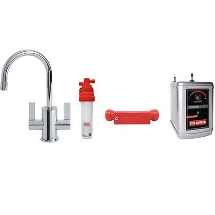Franke Ambient LB10200100HT Faucet Silver, Main Image