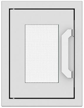 AGPTD16-WH 16″ Froth White Paper Towel Dispenser with Marquise Accent