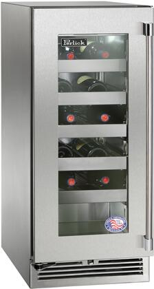 Perlick Signature HP15WS43L Wine Cooler 25 Bottles and Under Stainless Steel, Main Image