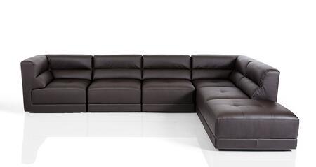 VIG Furniture VGKK1798BRN