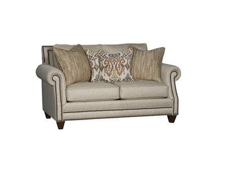 Chelsea Home Furniture Walpole 399000F30LRB Loveseat Beige, 399000F30LRB  Front