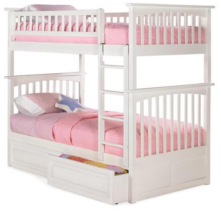 Atlantic Furniture Columbia AB551 Bed, 1