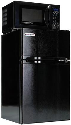 MicroFridge 31MF47D1 Compact Refrigerator Black, 3.1MF4 7D1 Main Image