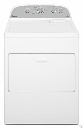 Whirlpool  WED49STBW Electric Dryer White, 1