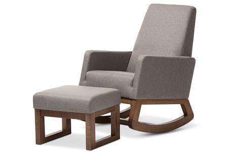 Wholesale Interiors BBT5199 grey+BBT5200 Grey 1