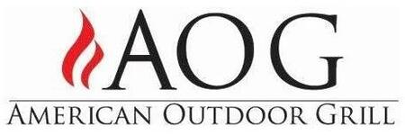American Outdoor Grill 36B08 Replacement Part, AOG Logo