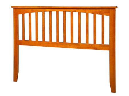 Atlantic Furniture Mission AR287837 Headboard Brown, AR287837 SILO F 180