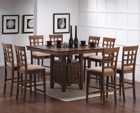 Coaster Mix and Match 100438SET19 Dining Room Set, 1