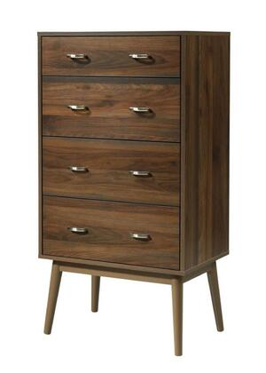 151004 Montage Midcentury 4 Drawer Chest  in