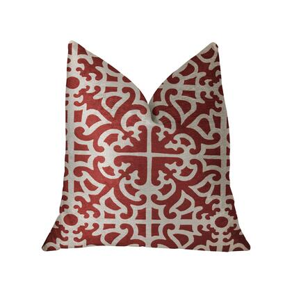 Plutus Brands Red Romance PBRA22792424DP Pillow, PBRA2279