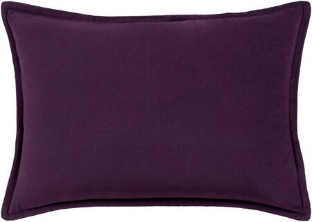 Surya Cotton Velvet CV0062020D Pillow Purple, cv006 1319