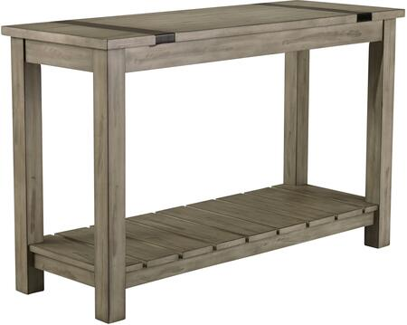 Standard Furniture Nelson 20626 Console Brown, Main Image