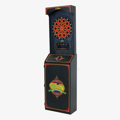 E650FS-BK2 Arcade Standup Cabinet with Cricket Pro 650  24 Games with 132 Options and 5 Cricket