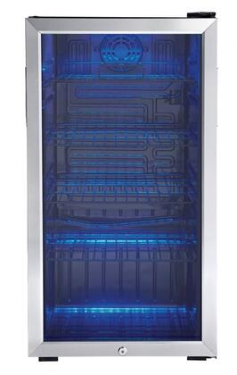 Danby  DBC120BLS Beverage Center Stainless Steel, Main Image