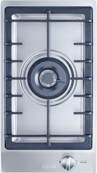 Miele  CS1011G Gas Cooktop Stainless Steel, Main Image Top view