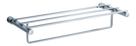 Fresca Magnifico FAC0142 Towel Racks Chrome, Chrome