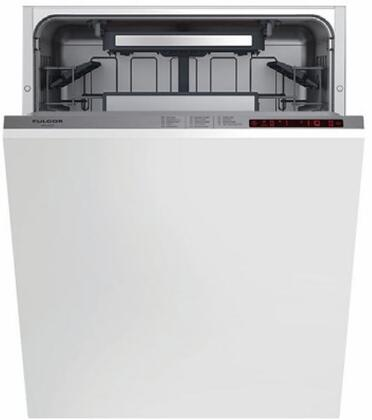 F6DWT24FI2 24″ Sofia 600 Series Panel Ready Dishwasher with 16 Place Settings  5 Wash Cycles  45 dBA  3 Racks  Concealed Heating Element  Extreme