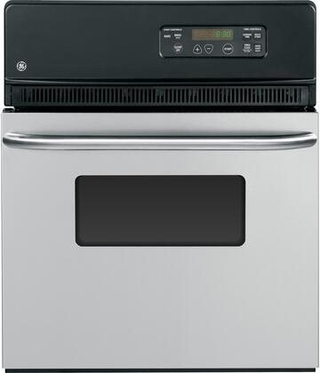 GE JRS06SKSS Single Wall Oven Stainless Steel, Main Image