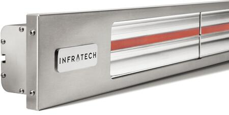 Infratech SL4024SV Outdoor Patio Heater Silver, Main Image